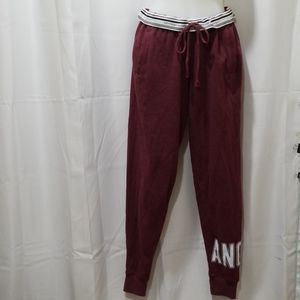 Victoria Secret sweat pant joggers Size M